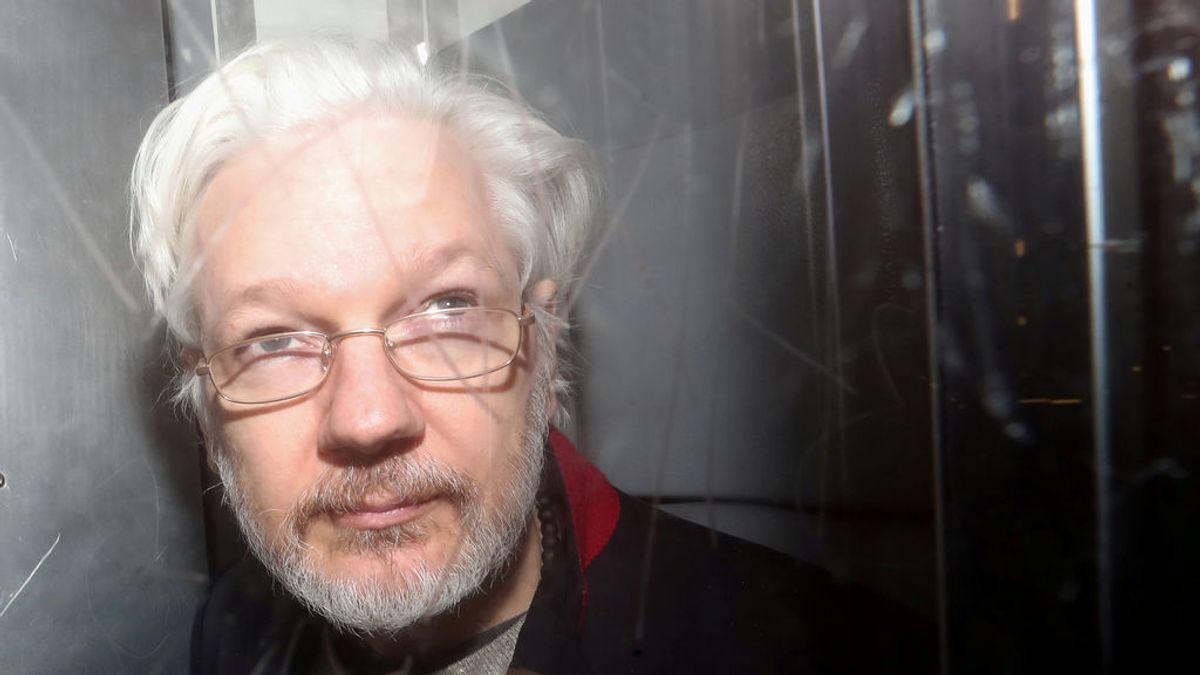 Julian Assange protagoniza el juicio más mediático del año en el Reino Unido