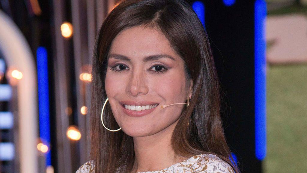 Miriam Saavedra reaparece enamorada