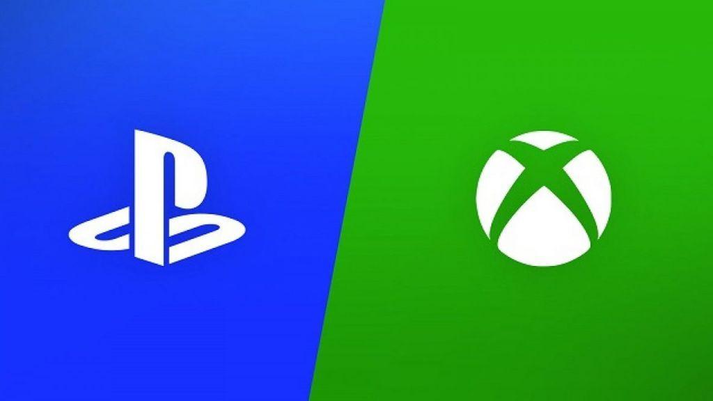 Logos PS5 y Xbox Series X