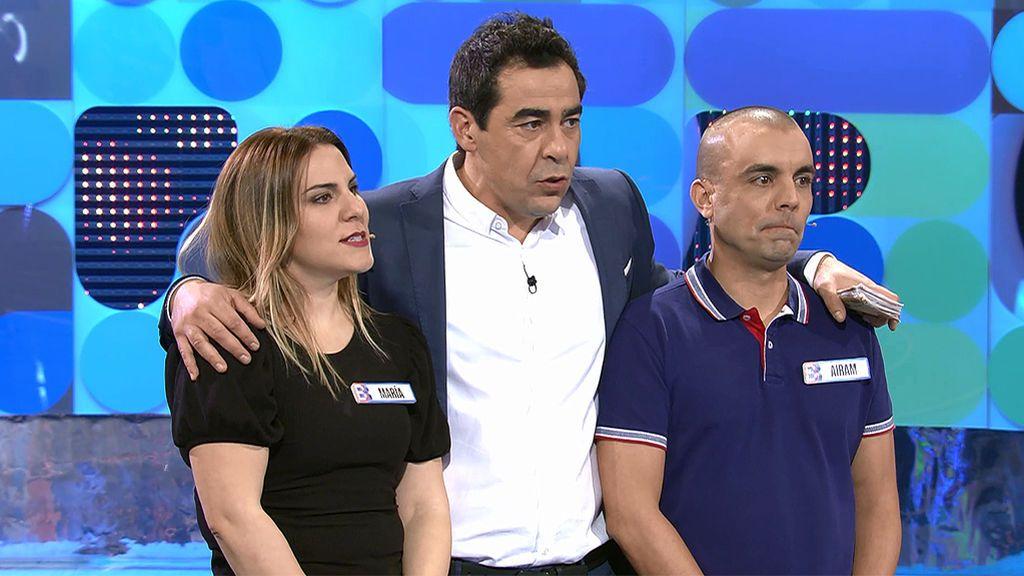 María y Airam aceptan la oferta de 'El Bribón' y pierden 7.000 euros