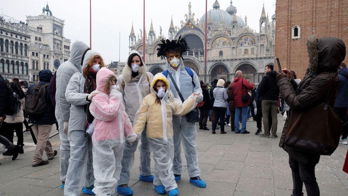 Cuarto muerto por el coronavirus en Italia