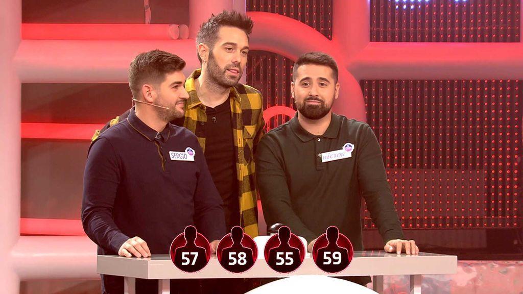 Sergio y Héctor pierden 8.000 euros por 'culpa' de su suegra