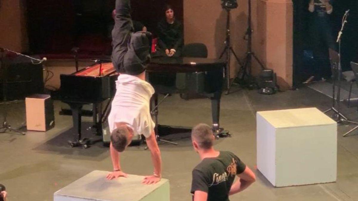 """""""Parkour"""": arte, acrobacias y discapacidad unidas en un mismo escenario"""