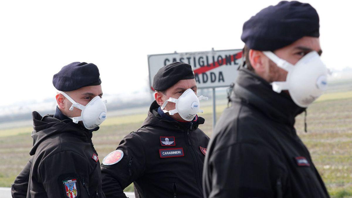 El timo del coronavirus en Italia: se disfrazan de enfermeros para desvalijar a los ancianos en su casa