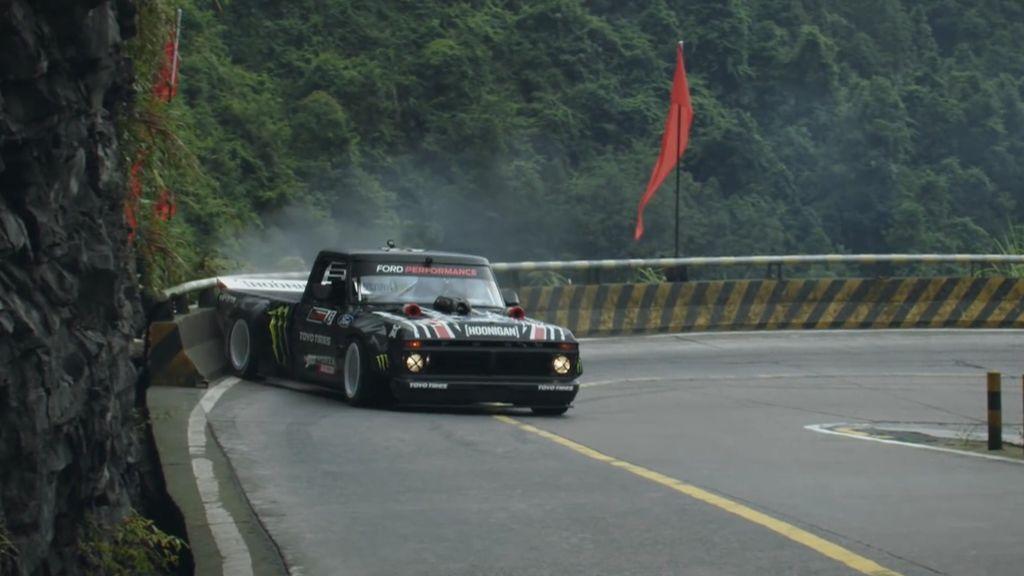 La carretera más peligrosa de China