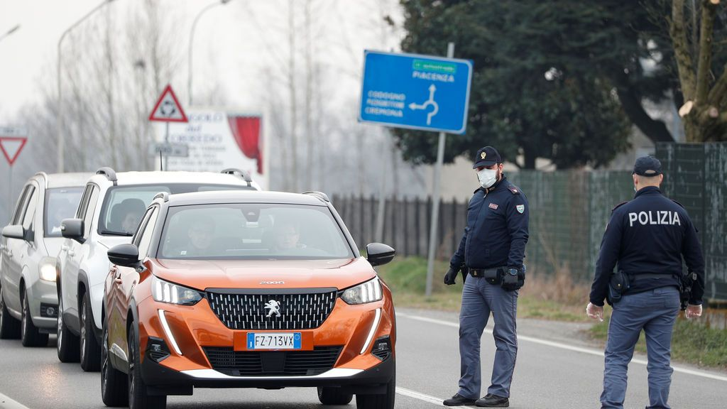 La UE en alerta tras los casos de coronavirus en Italia
