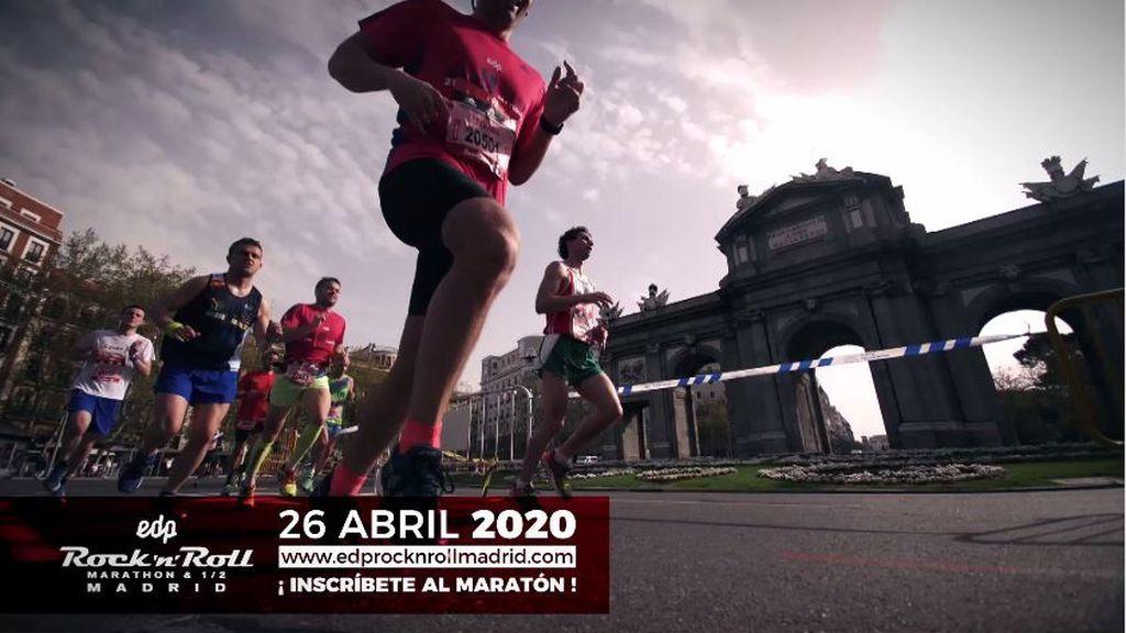 Últimos dorsales para la Maratón del 26 de abril