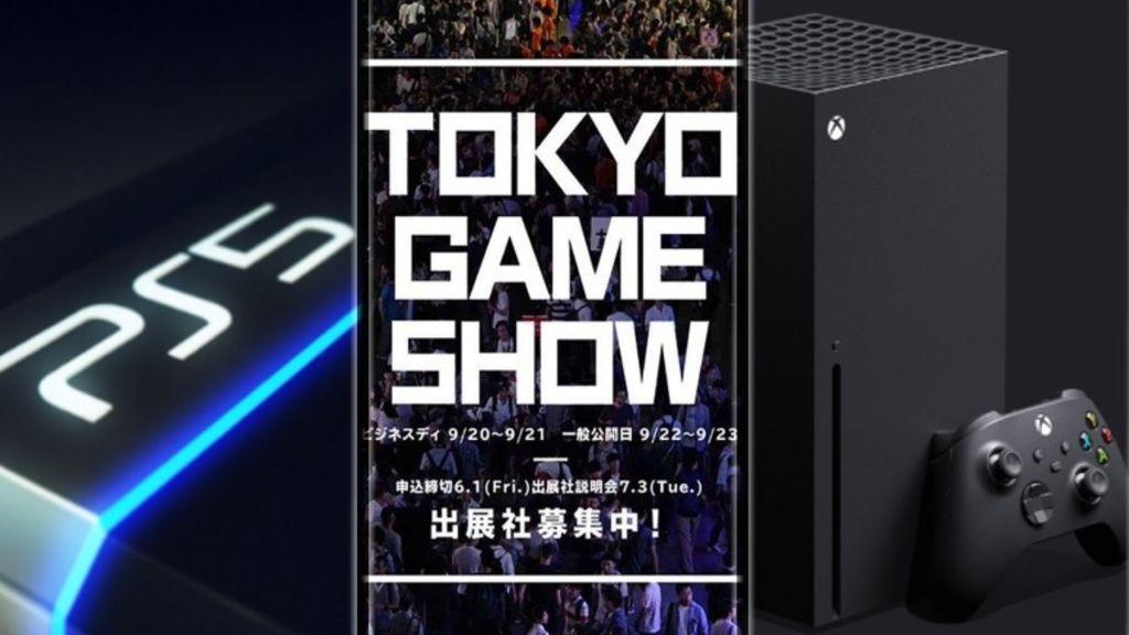 PS5 y Xbox Series X en Tokyo Game Show 2020