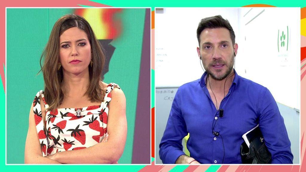 """Antonio David, contesta a Kiko y Sofía: """"Se posicionan con Rocío Carrasco para estar en televisión"""""""