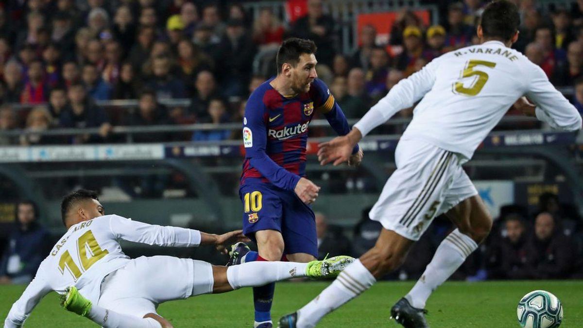 A las puertas del Clásico: apenas dos meses después del último enfrentamiento en el Camp Nou entre el Barça y el Madrid