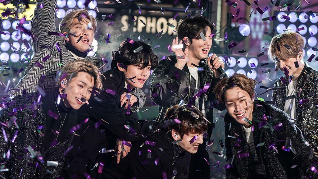 BTS: los 'Beatles' del K-Pop con más escuchas en todo el mundo
