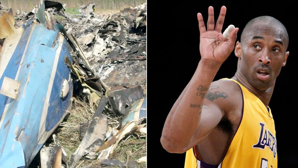 El piloto del helicóptero del accidente de Kobe Bryant fue amonestado en 2015 por volar sin permiso por escasa visibilidad