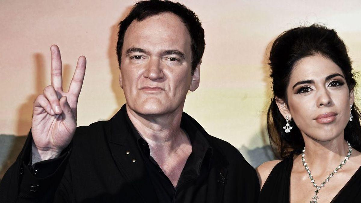 Quentin Tarantino ha sido padre por primera vez a los 56 años