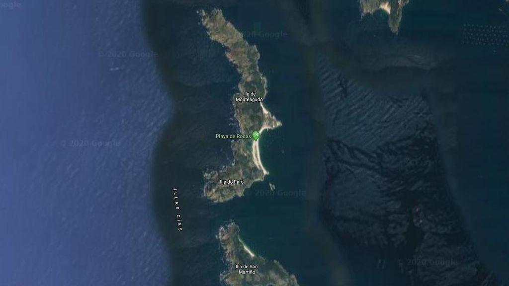 Buscan un pesquero de Baiona desaparecido, con dos tripulantes a bordo, en las Islas Cíes