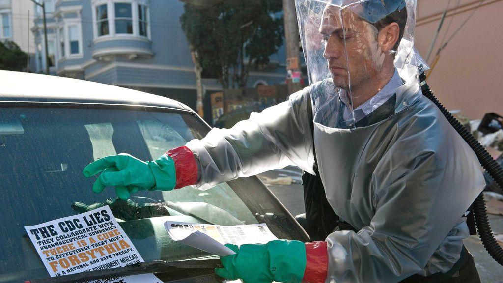 Cinco películas sobre pandemias mundiales