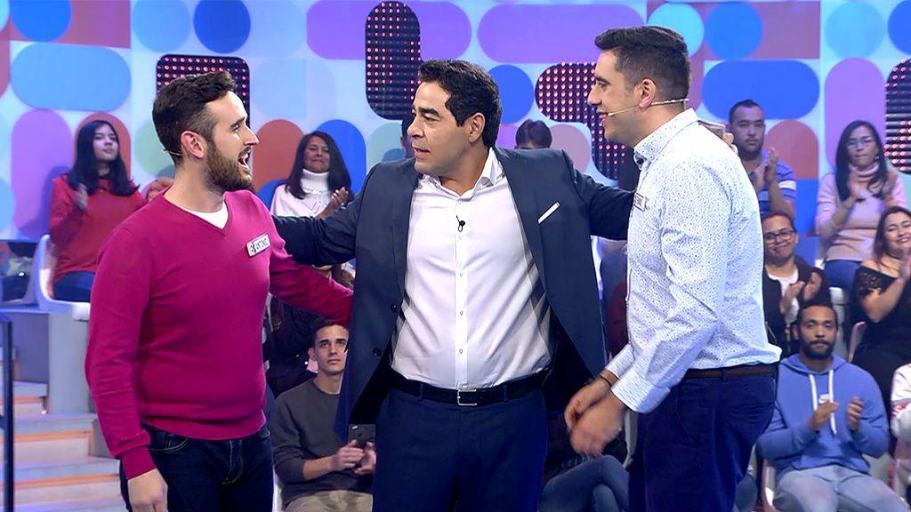Antonio y Fernando no pueden con el bribón y pierden 10.000 euros