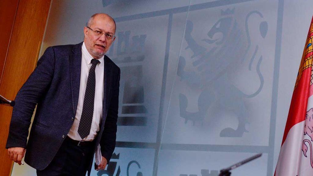 Francisco Igea, el último crítico de Ciudadanos