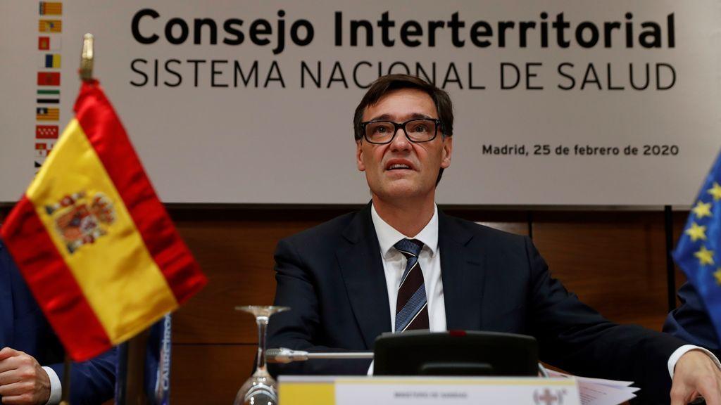 """Illa dice que los 3 casos de coronavirus son """"importados"""" y no hay acreditada la transmisión del virus en España"""