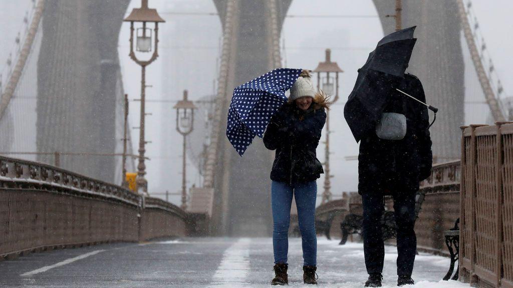 Vaguada en el Mediterráneo: avisos por viento de 90 km/h, olas y nevadas