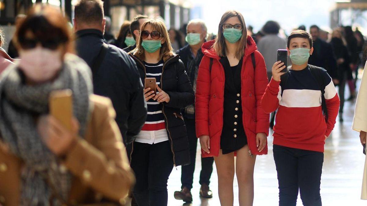 La comparación real entre la gripe común y el coronavirus en Italia