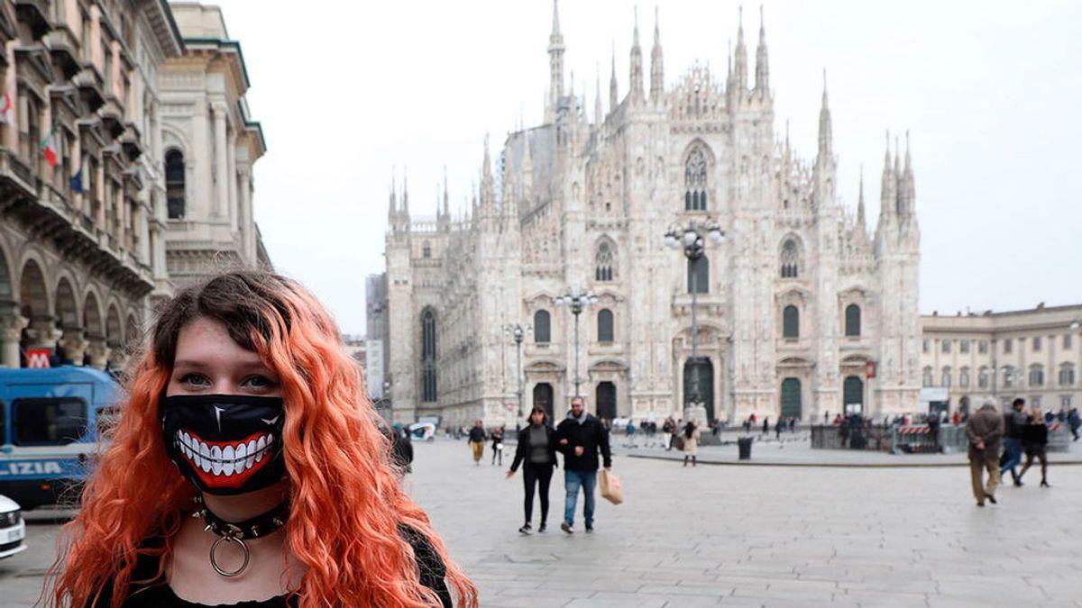 """""""Dejemos de crear alarmismo"""" dice el Primer Ministro Italiano"""
