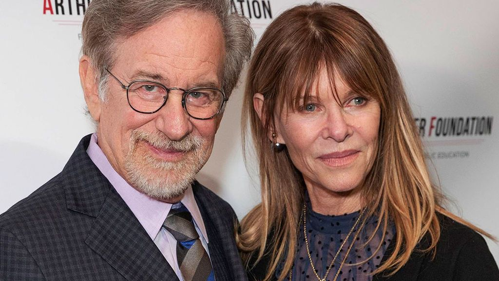 Steven Spielberg no está tan tranquilo como parecía con el debut de su hija en el cine erótico