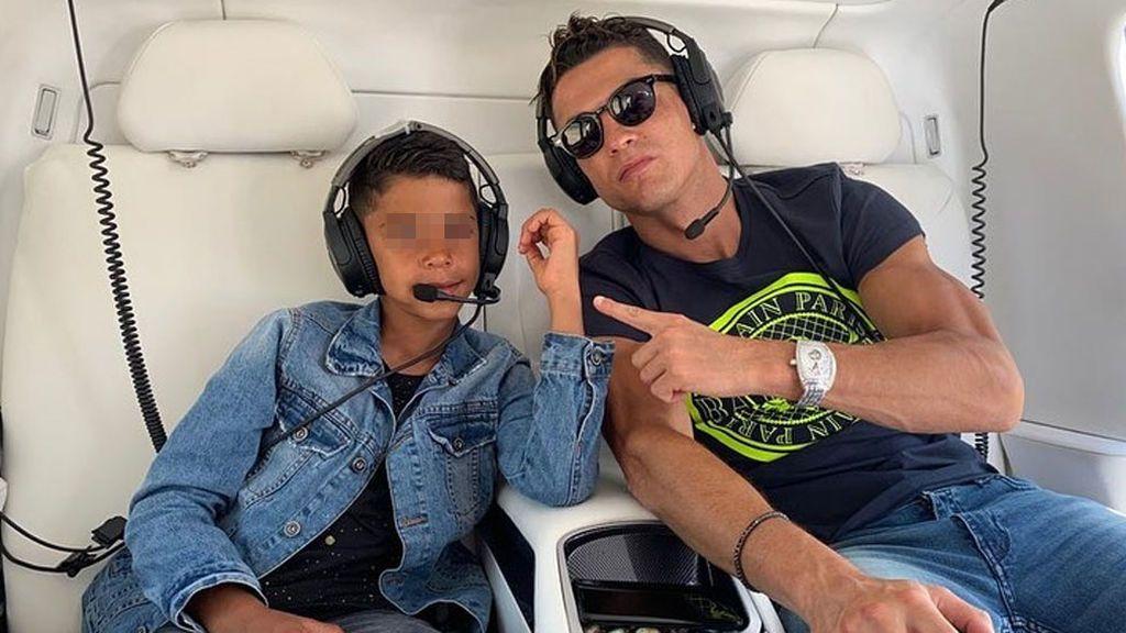 Cristiano Junior se hace influencer: lo que dicen de él las redes del hijo mayor de Ronaldo