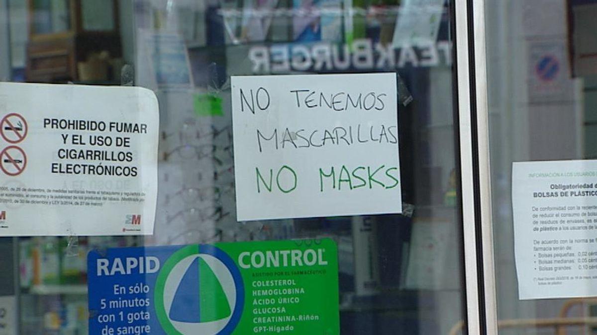Preocupación entre los madrileños por la llegada del Coronavirus