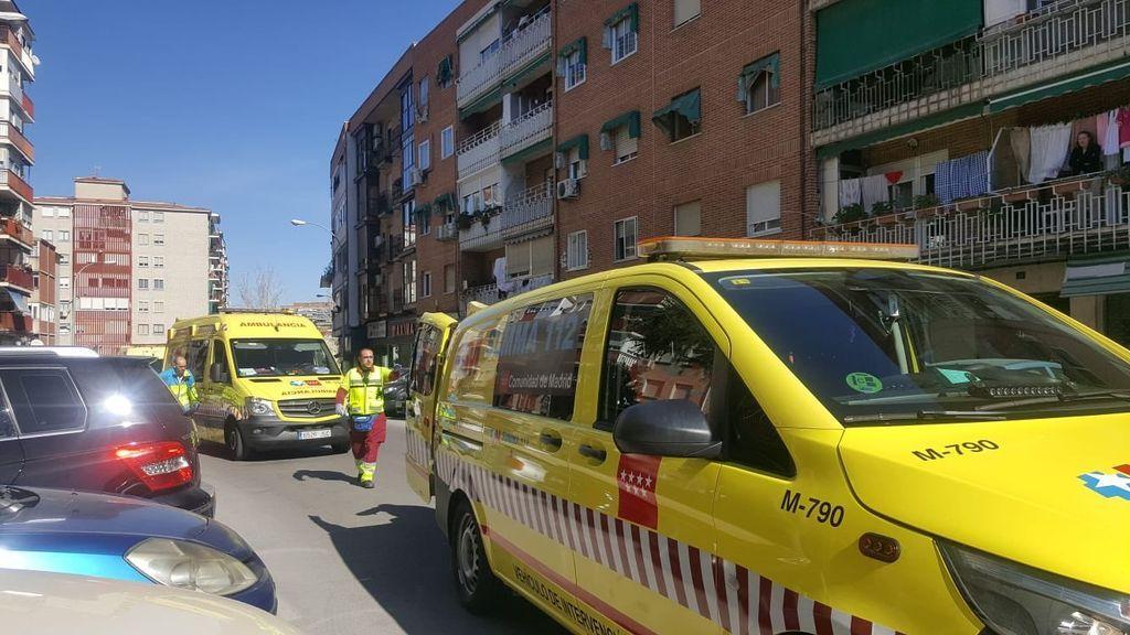 Una mujer de 78 años es asesinada por su marido en Fuenlabrada