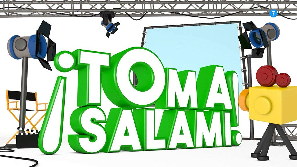 Momentos televisivos inolvidables, en 'Toma salami'