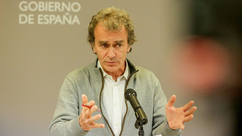 Fernando  Simón, el hombre que tranquiliza frente al miedo por el coronavirus