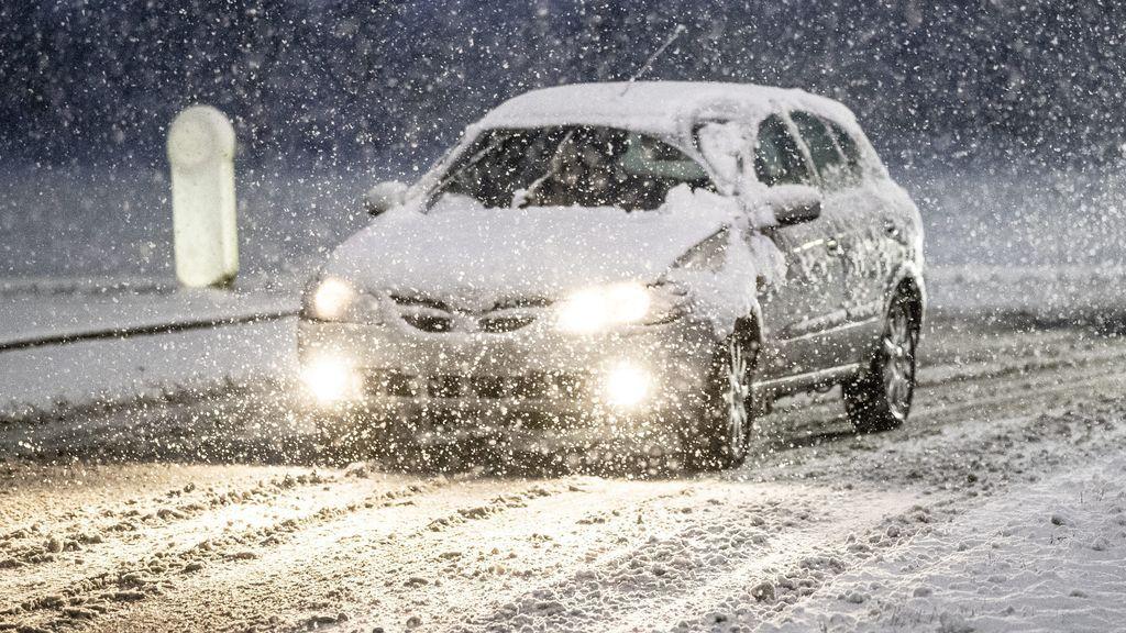 Inventan un radar para el coche que ve a través de la nieve y el la niebla