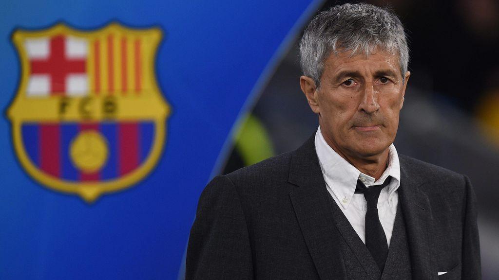 Con la duda de Piqué en el Bernabéu: cuál será el equipo titular de Quique Setién en el Clásico