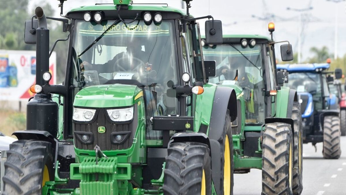 900 personas han muerto en los últimos diez años en accidentes de tractor