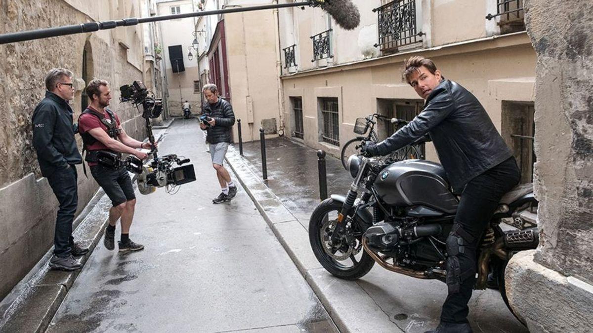 'Misión imposible', de Tom Cruise, en cuarentena: suspenden el rodaje en Venecia por el coronavirus