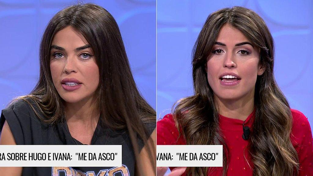 La opinión de Sofía y Violeta sobre el beso de Hugo e Ivana