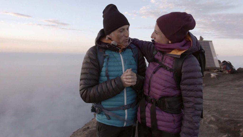 """Malena Alterio de emociona al superar su reto en 'Planeta Calleja': """"Todo lo que viva va a ser poco después de vivir esto"""""""