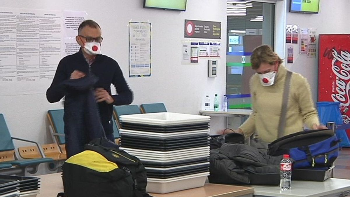 La única fabrica española de mascarillas de alta protección ante coronavirus desbordada por el número de peticiones a nivel mundial