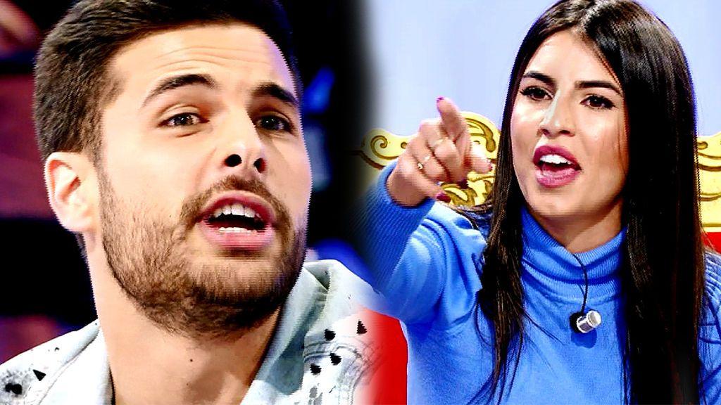 Cristina y Miguel de Hoyos vuelven a verse las caras, esta tarde a las 19.00 horas en 'MyHyV'