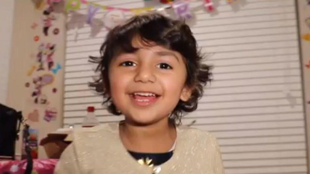 La solidaridad le salvó la vida: una niña de 4 años supera el cáncer gracias a una campaña de ayuda de donantes