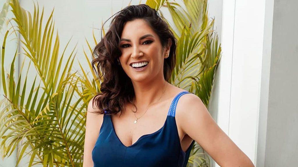 """Aneth 'Supervivientes' anuncia que se casa y habla de su novio: """"Nos casamos en Lima el 19 de septiembre"""""""