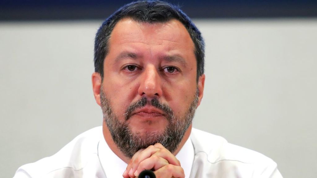 La liga y Salvini: todos contra el gobierno italiano por el coronavirus