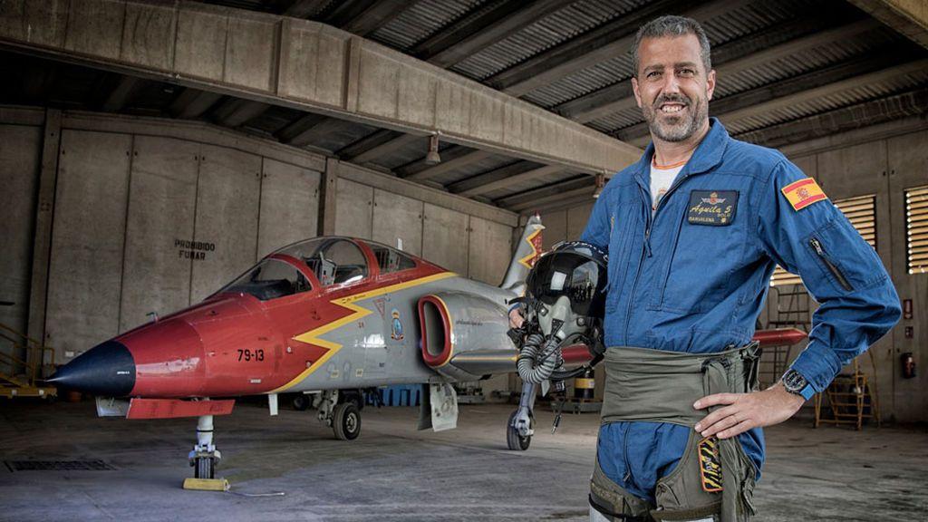 """Eduardo Garvalena, el piloto accidentado, sabía que tenía que """"convivir con el riesgo"""""""