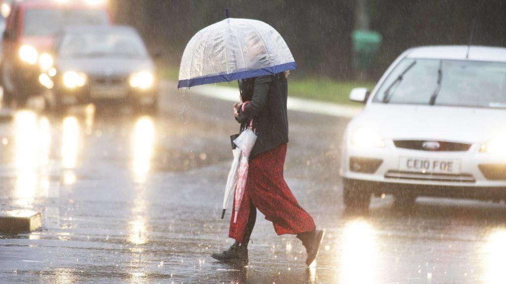La borrasca Jorge dará un vuelco al tiempo: viene bajón de temperaturas y lluvia