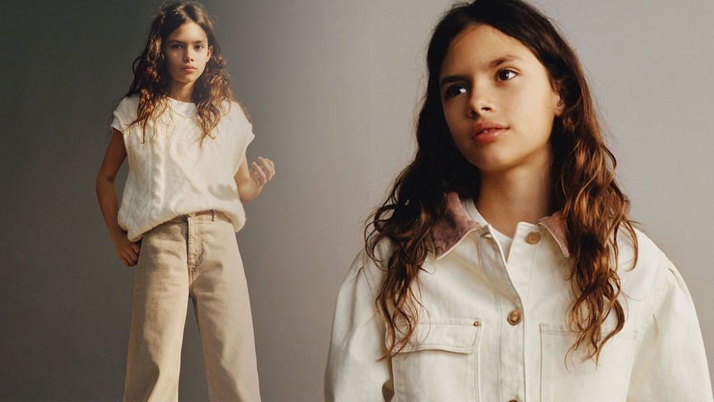Ava Salazar, modelo de Zara Kids: la hija de Paz Vega debuta en la moda a los diez años