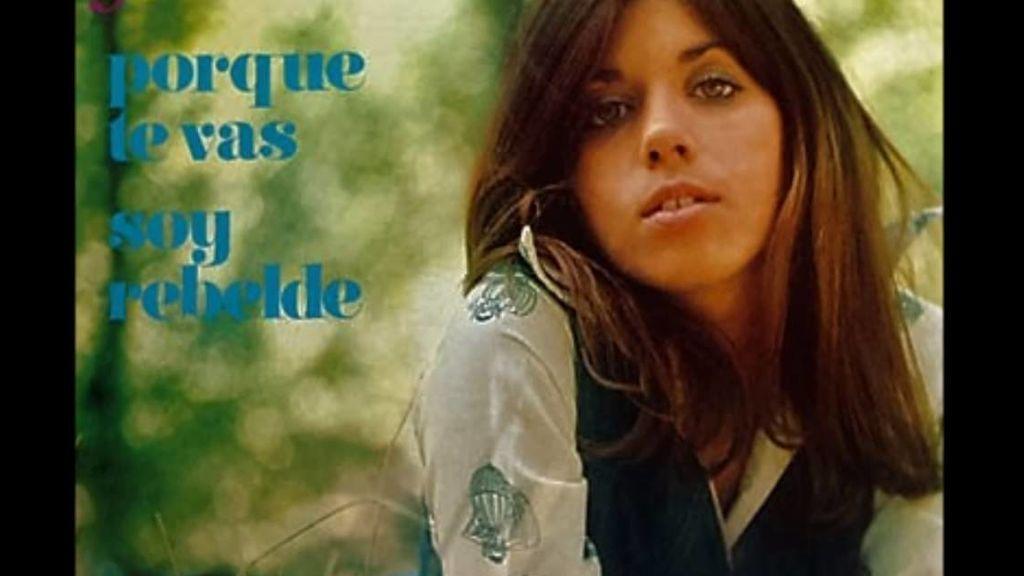 LP de 'Porque te vas' y 'Soy rebelde'