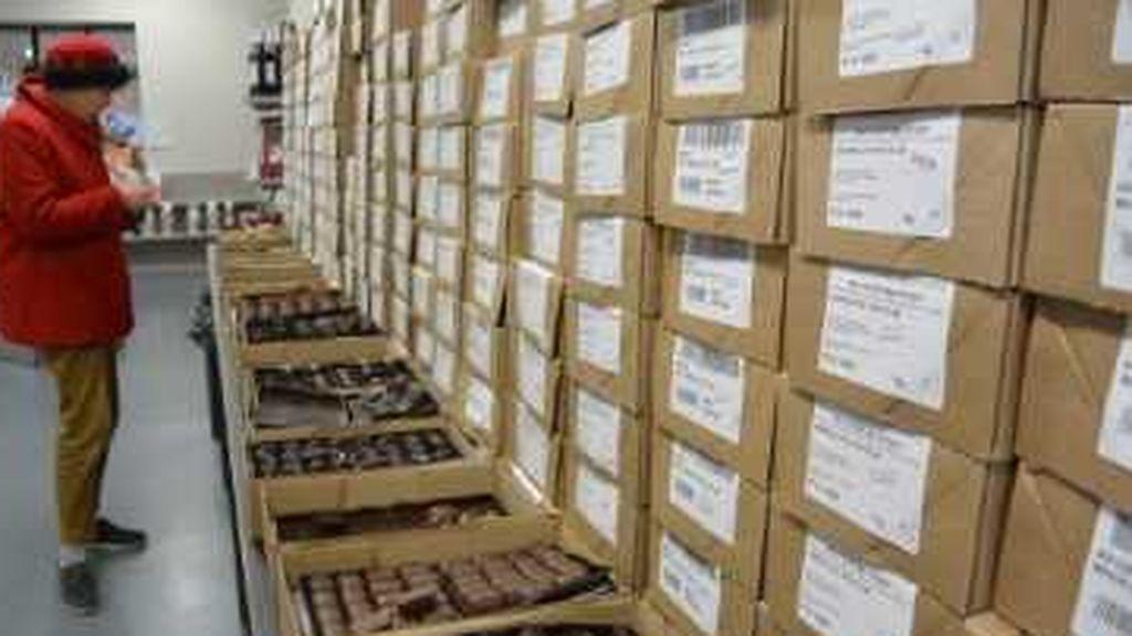 Secretos de Bruselas: chocolate, muy buen chocolate, 'a volonté'