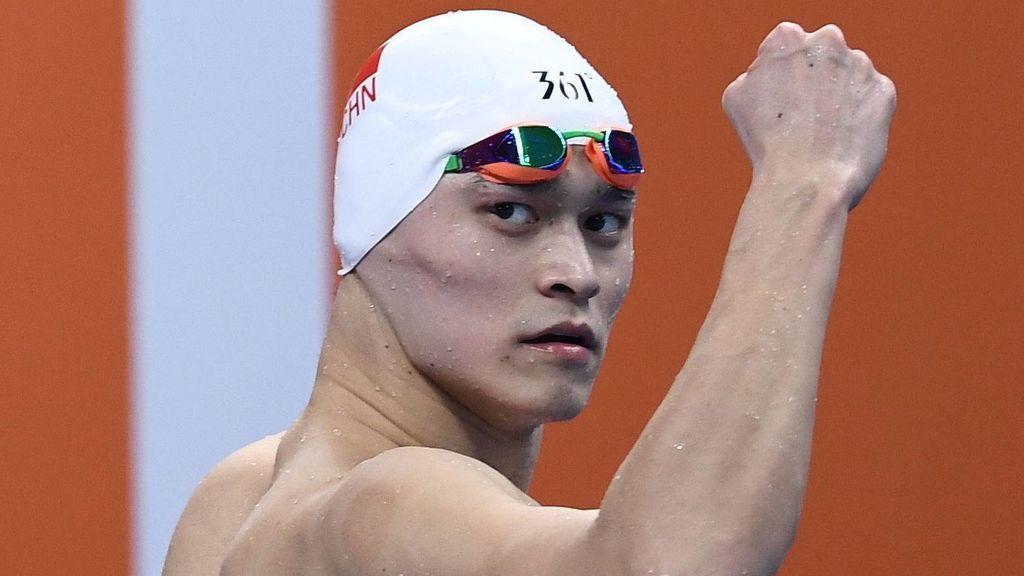 El nadador chino Sun Yang, ocho años sin competir por violar la normativa antidopaje: rompió sus muestras con un martillo