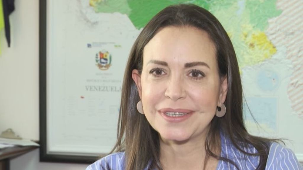 Maria Corina Machado, la mujer sin miedo en Venezuela