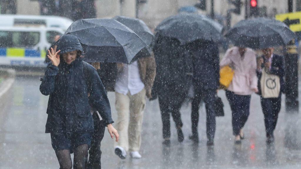 Marzo empieza tormentoso: el tiempo que va a hacer la semana que viene